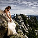 Mountaintop couture by Alex Lim