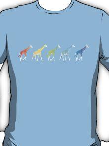 Giraffe Crossing T-Shirt