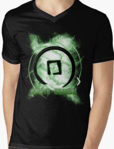 Earth-Bender Mens V-Neck T-Shirt