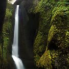 Lower Oneonta Falls by USGolfers
