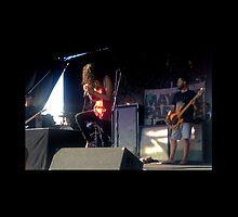 Mayday Parade - Warped Tour 2014 by LizzieElliott