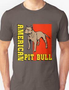 AMERICAN PIT BULL-2 T-Shirt