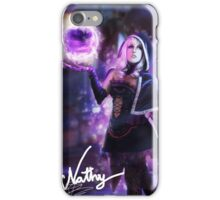 ~: Viola by Nathy :~ iPhone Case/Skin