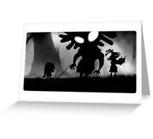 Majora's Limbo Greeting Card