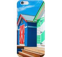 Bathing houses iPhone Case/Skin