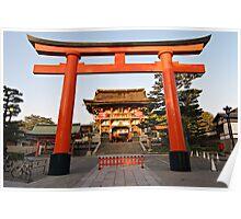 Kyoto - Fushimi Inari Taisha Poster