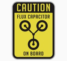 Flux Capacitor by RoufXis