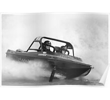 Jet Boats ~ Western Australia Poster