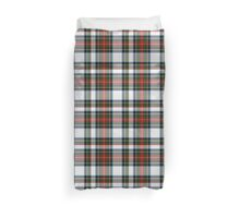 Clan Stewart Dress Tartan Plaid Pattern Duvet Cover