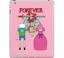 Forever 13 - Adventure Time iPad Case/Skin