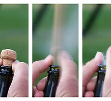 Pop the cork! by Rick Edwards
