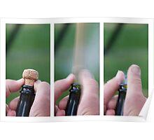 Pop the cork! Poster