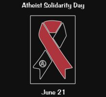 Atheist Solidarity Day -- June 21 Version 2 Kids Clothes