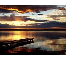 Meditation 2 Photographic Print