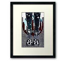 The World XXI Framed Print