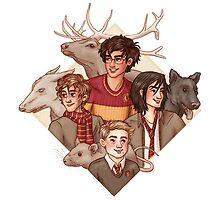 The Marauders by susannesart