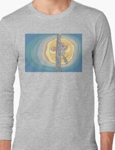 Raccoon Moon Long Sleeve T-Shirt
