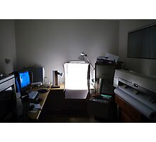 Light Box Photographic Print