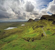 Quiraing and Trotternish by Maria Gaellman