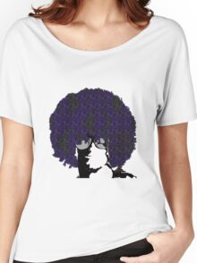 Psychedelic Dude II Women's Relaxed Fit T-Shirt