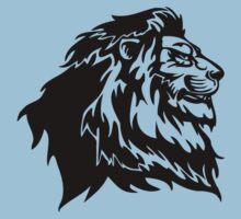 Proud Tribal Lion Kids Clothes