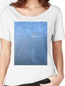 Morning Frost Women's Relaxed Fit T-Shirt