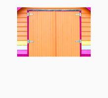 Architectural detail of beach hut Unisex T-Shirt