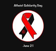 Atheist Solidarity Day -- June 21 Unisex T-Shirt