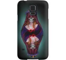 The Queen of Spades Samsung Galaxy Case/Skin