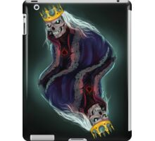 The King of Spades iPad Case/Skin