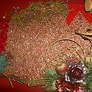 Homemade Christmas plaquard by anaisnais
