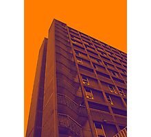 Parkhill popart (part 6 of 6) Photographic Print