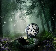 Chalice Well by Celtic Mystery