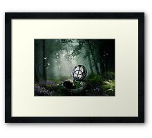 Chalice Well Framed Print