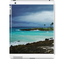 Atlantic evening iPad Case/Skin
