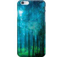 Far from roads #night iPhone Case/Skin