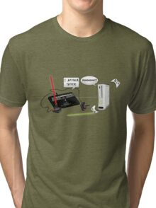 I am your father! Tri-blend T-Shirt