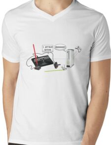 I am your father! Mens V-Neck T-Shirt