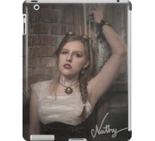 ~: Steampunk by Nathy :~ iPad Case/Skin