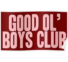 Pageant Material: Good Ol' Boys Club [Song Title] Poster