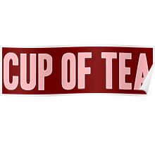 Pageant Material: Cup Of Tea [Song Title] Poster