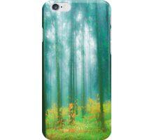 Fairytale #green iPhone Case/Skin