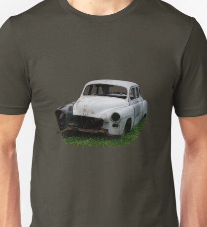 Junk car Unisex T-Shirt