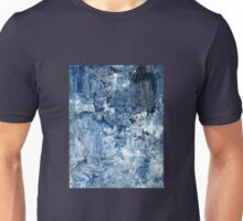Ebb and flow across lost ice paradise Unisex T-Shirt