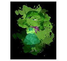 Disgust Photographic Print