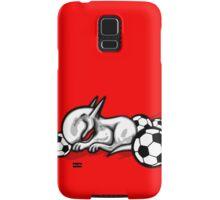 English Bull Terrier Pest Samsung Galaxy Case/Skin