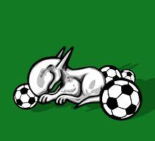 English Bull Terrier Pest by Sookiesooker