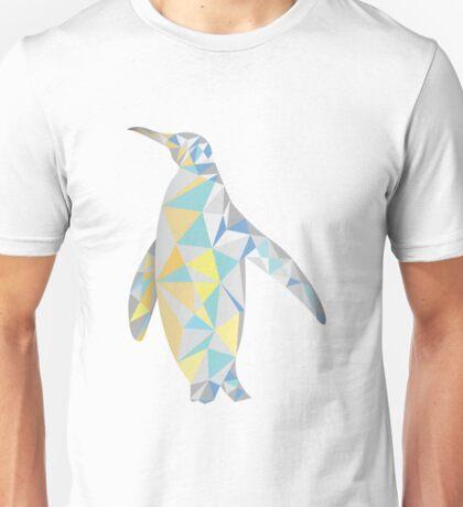 Polygonal Penguin Unisex T-Shirt