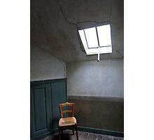 Vincent Van Gogh's room Photographic Print