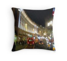 Picadilly Action Throw Pillow